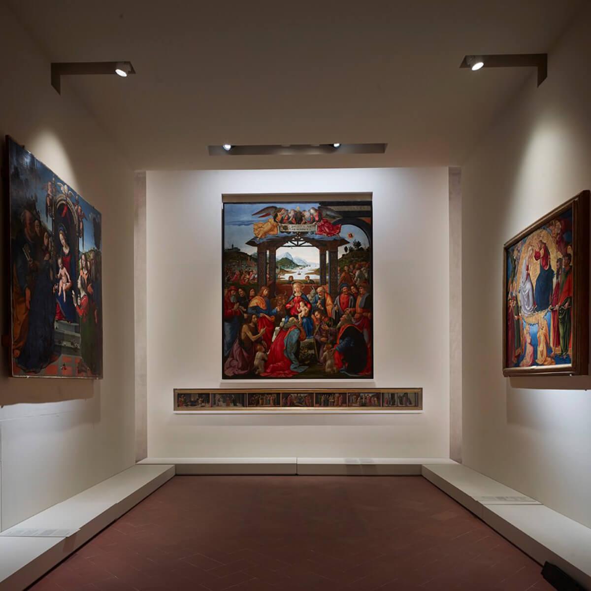 Percorsi Espositivi Innocenti Museo 2