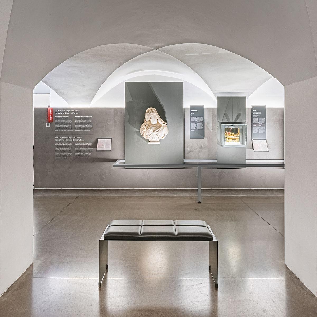 Percorsi Espositivi Innocenti Museo 3